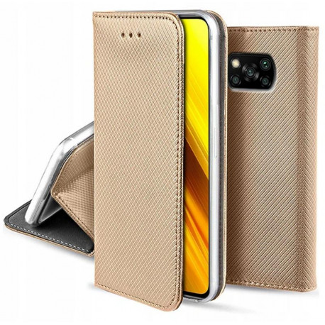 Magnet, Kaaned Xiaomi Poco X3, Poco X3 NFC, 2020 - Kuld