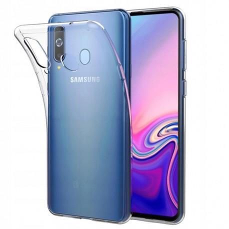 Ümbris Samsung Galaxy A40, A405, 2019 - Läbipaistev