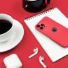 "Soft, Ümbris Apple iPhone 12 Pro Max, 6,7"" 2020 - Punane"