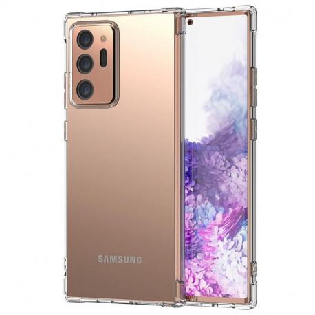 Roar Armor, Ümbris Samsung Galaxy Note 20 Ultra, Note 20 Ultra 5G, N985F, N986B, 2020 - Läbipaistev