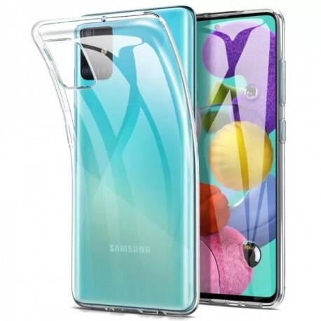 Ümbris Samsung Galaxy A71, A715, 2019 - Läbipaistev