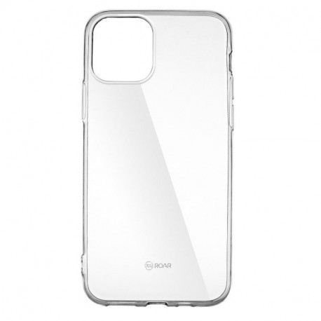 "Roar Colorful, Ümbris Apple iPhone 12 Mini, 5.4"" 2020 - Läbipaistev"