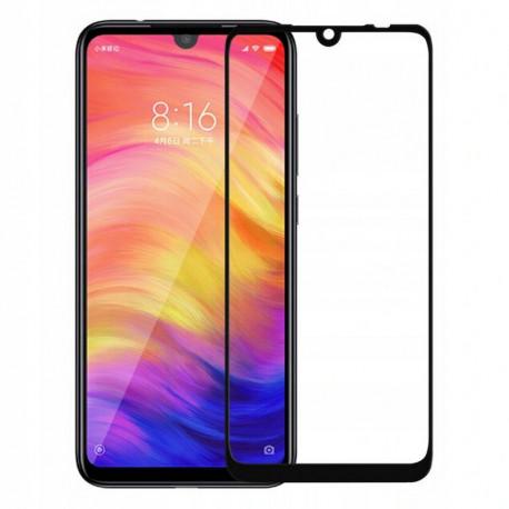 Kaitseklaas 3D, Xiaomi Redmi 7, 2019 - Must