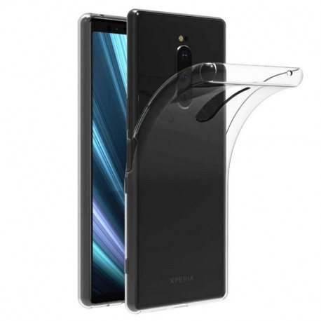 Ümbris Sony Xperia 1, Xperia XZ4, 2019 - Läbipaistev