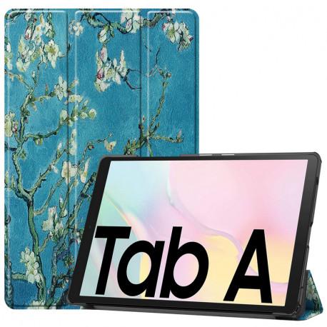 "Smart, Kaaned Samsung Galaxy Tab A7 2020, 10.4"", T500, T505 - Sakura Roheline"