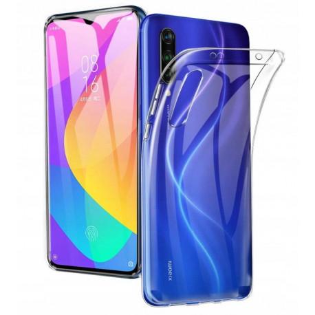 Ümbris Xiaomi Mi 9 Lite, Mi A3 Lite, 2019 - Läbipaistev