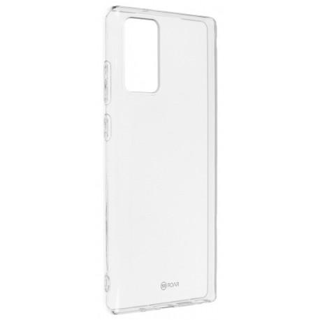 Roar Colorful, Ümbris Samsung Galaxy Note 20, Note 20 5G, N980F, N981B, 2020 - Läbipaistev