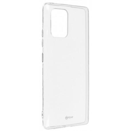 Roar Colorful, Ümbris Samsung Galaxy S10 Lite, A91, 6.7, G770, 2020 - Läbipaistev