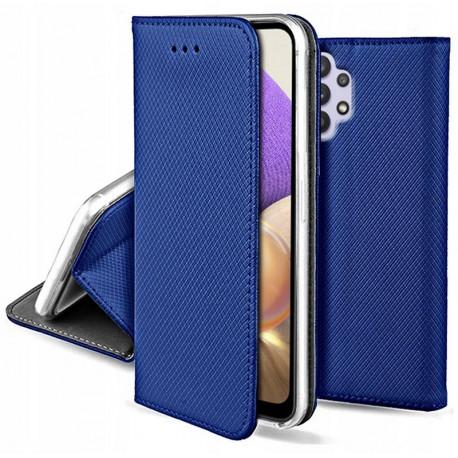 Magnet, Kaaned Samsung Galaxy A32 4G, A325F, 2021 - Sinine