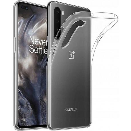 Ümbris, OnePlus Nord, OnePlus 8 NORD 5G, 2020 - Läbipaistev