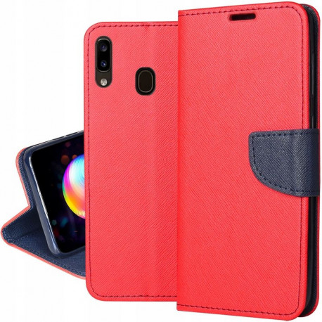 Fancy, Kaaned Huawei Y7 2019 - Punane