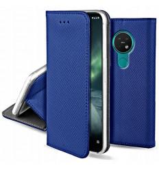 Magnet, Kaaned Nokia 6.2, Nokia 7.2, 2019 - Sinine