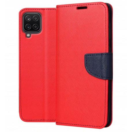 Fancy, Kaaned Samsung Galaxy A12, A125F, 2020 - Punane