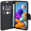 Fancy, Kaaned Samsung Galaxy A21s, A217, 2020 - Kuld-Must