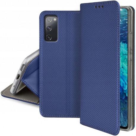 Magnet, Kaaned Samsung Galaxy S20, S11e, 6.2, G980, 2020 - Sinine