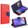 Fancy, Kaaned Samsung Galaxy S20+, S20 Plus, S11, 6.7, G986, 2020 - Punane