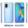 Clear, Ümbris Xiaomi Mi 11, 2021 - Läbipaistev