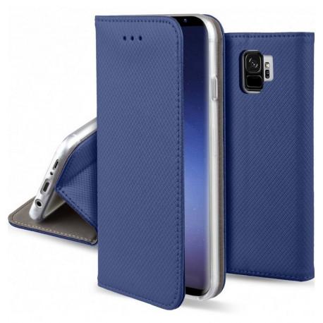 Magnet, Kaaned Samsung Galaxy S9, G960, 2018 - Sinine