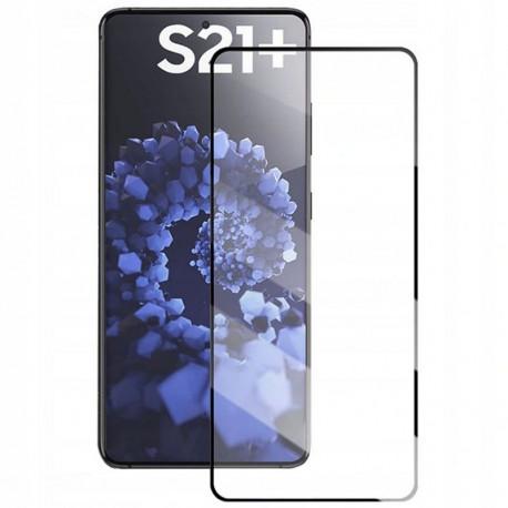 Kaitseklaas 5D, Samsung Galaxy S21 Plus 5G, S21+ 5G, G996B, G996B/DS, 2021 - Must
