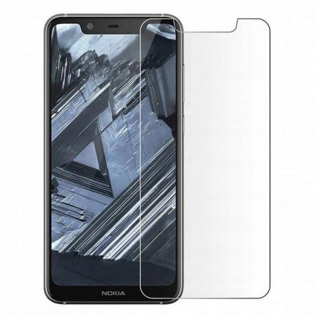 Kaitseklaas, Nokia 5.1 Plus, 2018