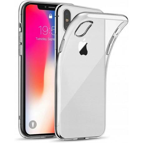 Ümbris Apple iPhone X, iPhone XS, 2017/2018 - Läbipaistev