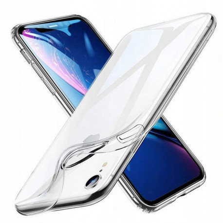 """Ümbris Apple iPhone XR, 6.1"""" 2018 - Läbipaistev"""
