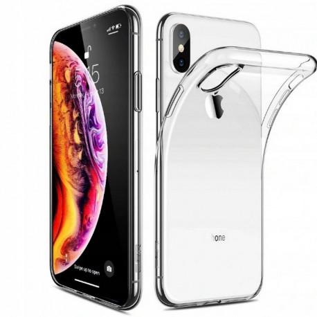 Ümbris Apple iPhone XS MAX, 2018 - Läbipaistev