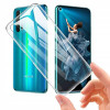 Ümbris Huawei Nova 5T, Honor 20, 2019 - Läbipaistev