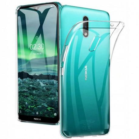 Ümbris Nokia 2.3, 2019 - Läbipaistev