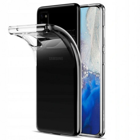 Ümbris Samsung Galaxy S20, S11e, 6.2, G980, 2020 - Läbipaistev