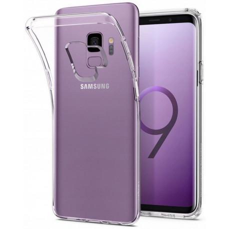 Ümbris Samsung Galaxy S9, G960, 2018 - Läbipaistev
