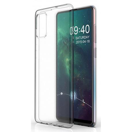 Clear, Ümbris Samsung Galaxy A72 4G, A72 5G, A725F, SM-A726B, 2021 - Läbipaistev