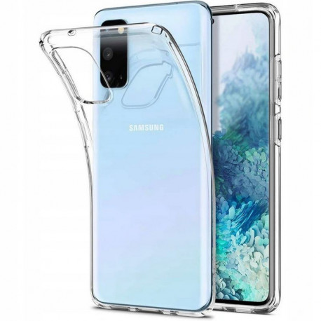 Clear, Ümbris Samsung Galaxy S20 FE, S20 FE 5G, G780F, G781B, 2020 - Läbipaistev