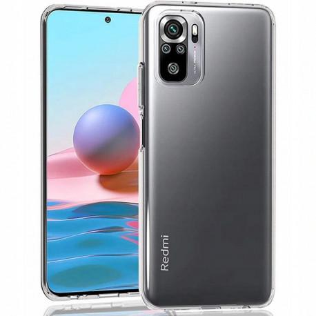 Clear, Ümbris Xiaomi Redmi Note 10, Note 10S, 2021 - Läbipaistev
