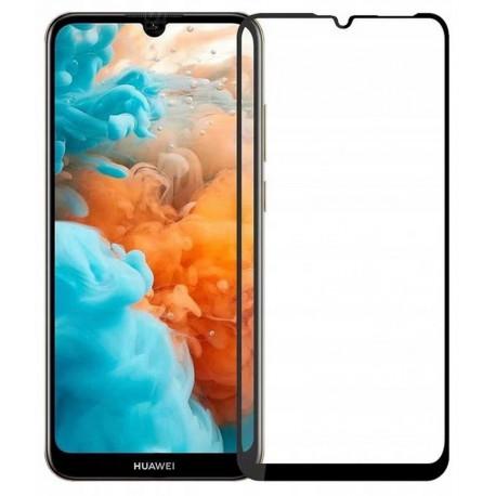 Kaitseklaas 5D, Huawei Y7 2019 - Must