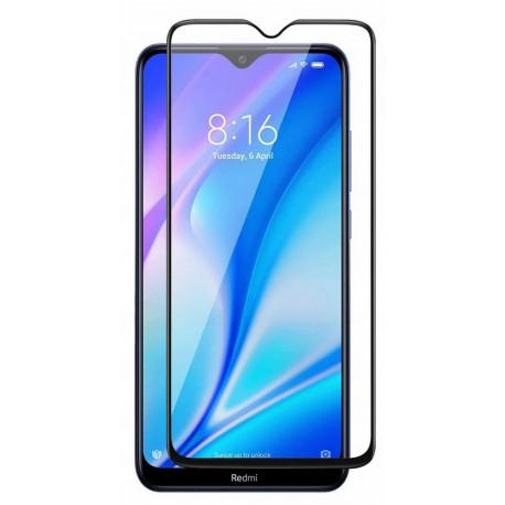 Kaitseklaas 5D, Xiaomi Redmi 8, Redmi 8A, 2019 - Must