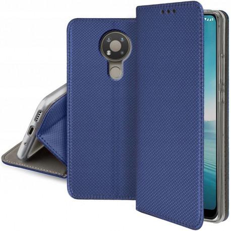 Magnet, Kaaned Nokia 3.4, 2020 - Sinine