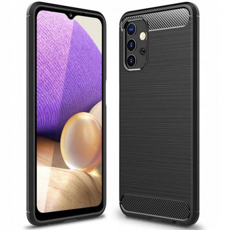 Carbon, Ümbris Samsung Galaxy A32 4G, A325F, 2021 - Must