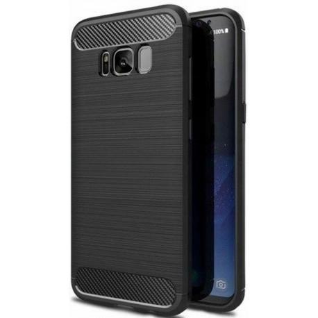 Carbon, Ümbris Samsung Galaxy S8+, S8 Plus, G955, 2017 - Must
