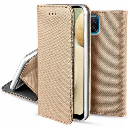Magnet, Kaaned Samsung Galaxy A12, A125F, 2020 - Kuld