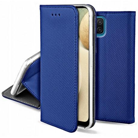 Magnet, Kaaned Samsung Galaxy A12, A125F, 2020 - Sinine