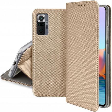 Magnet, Kaaned Xiaomi Redmi Note 10 Pro, 10 Pro Max, 2021 - Kuld