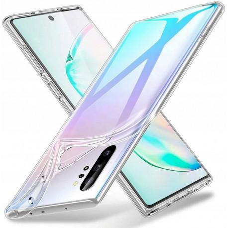 Ümbris Samsung Galaxy Note 10 Plus, Note 10 Pro, N975, 2019 - Läbipaistev