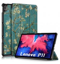"Smart, Kaaned Lenovo Tab P11, 11"", 2021, J606 - Sakura Roheline"