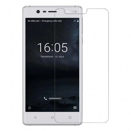 Kaitseklaas, Nokia 3, 2017