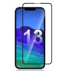 """Kaitseklaas 5D, Apple iPhone 13 Mini, 5.4"""" 2021 - Must"""