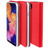 Magnet, Kaaned Samsung Galaxy A10, A105, 2019 - Punane