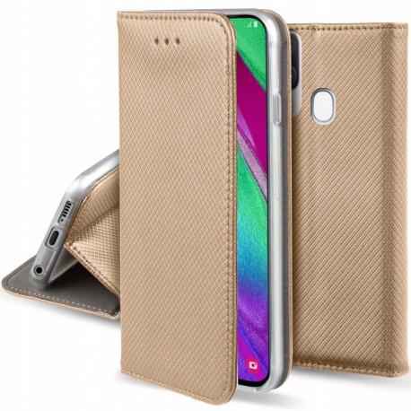 Magnet, Kaaned Samsung Galaxy A40, A405, 2019 - Kuld