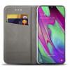 Magnet, Kaaned Samsung Galaxy A40, A405, 2019 - Sinine