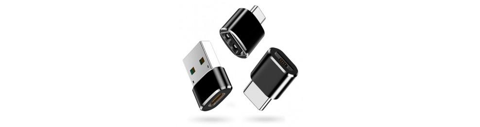 USB kaablid ja üleminekud